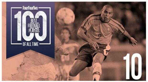 10 cầu thủ vĩ đại nhất lịch sử bóng đá: Maradona số 1, Messi xếp thứ nhì - Ảnh 1.