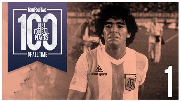 10 cầu thủ vĩ đại nhất lịch sử bóng đá: Maradona số 1, Messi xếp thứ nhì - Ảnh 10.