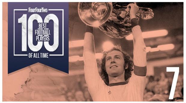 10 cầu thủ vĩ đại nhất lịch sử bóng đá: Maradona số 1, Messi xếp thứ nhì - Ảnh 4.