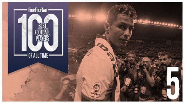 10 cầu thủ vĩ đại nhất lịch sử bóng đá: Maradona số 1, Messi xếp thứ nhì - Ảnh 6.