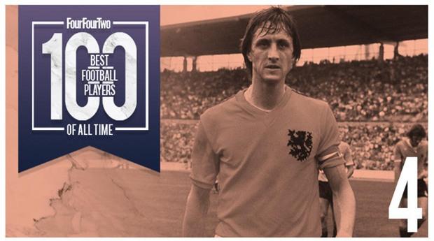 10 cầu thủ vĩ đại nhất lịch sử bóng đá: Maradona số 1, Messi xếp thứ nhì - Ảnh 7.