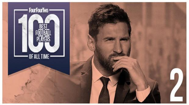 10 cầu thủ vĩ đại nhất lịch sử bóng đá: Maradona số 1, Messi xếp thứ nhì - Ảnh 9.