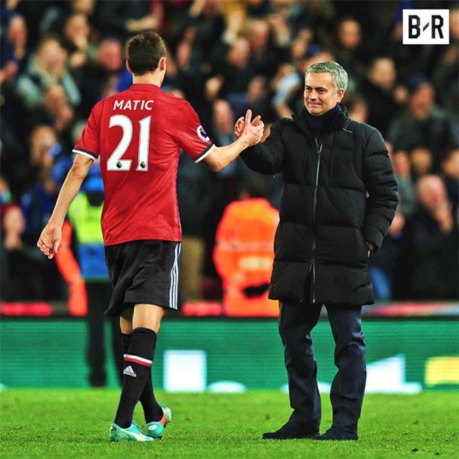 Matic chinh thuc dau quan cho Man Utd hinh anh 2