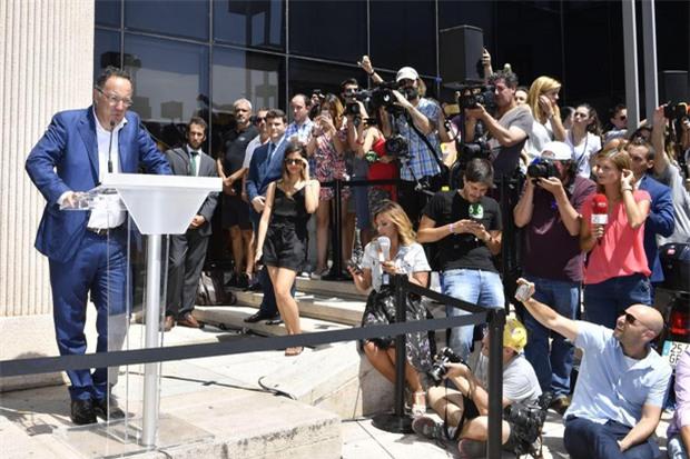Ronaldo đã ra toà, phủ nhận mọi cáo buộc trốn thuế - Ảnh 2.