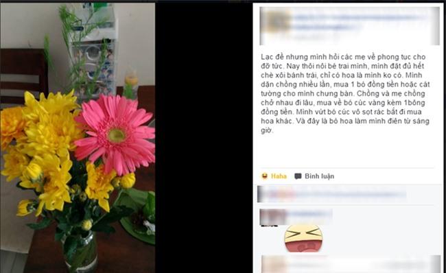 """""""Sốt rét"""" vì team mẹ chồng vô duyên: bà mua cúc vàng tặng sinh nhật cháu, bà xông vào ngủ cùng phòng con - Ảnh 1."""