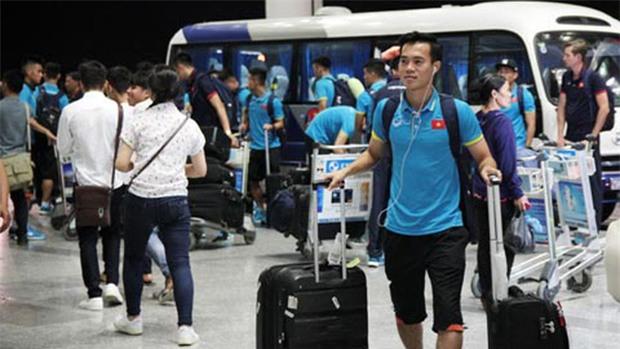 U22 Việt Nam sang Hàn Quốc tập huấn: Cú nước rút đến SEA Games 29 - Ảnh 2.