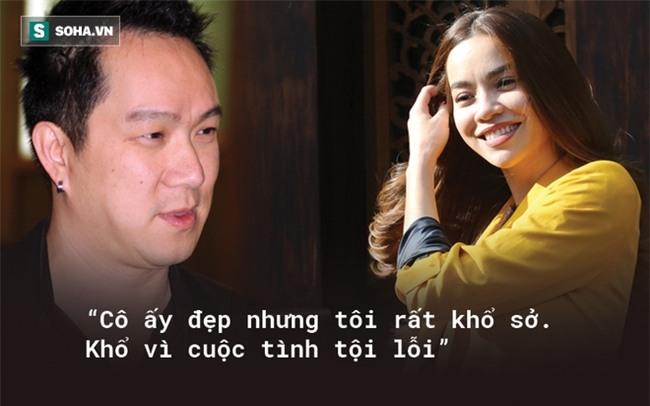 Huy MC lần đầu nói về quá khứ với Hà Hồ: Khổ vì cuộc tình tội lỗi - Ảnh 3.