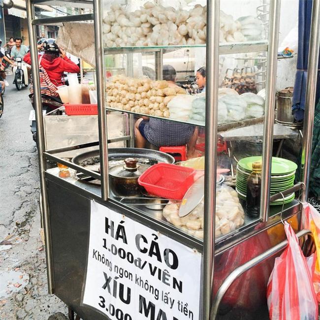 5 món ăn vặt đậm chất Sài Gòn: ngon, rẻ, nghe tên đã thèm - Ảnh 6.