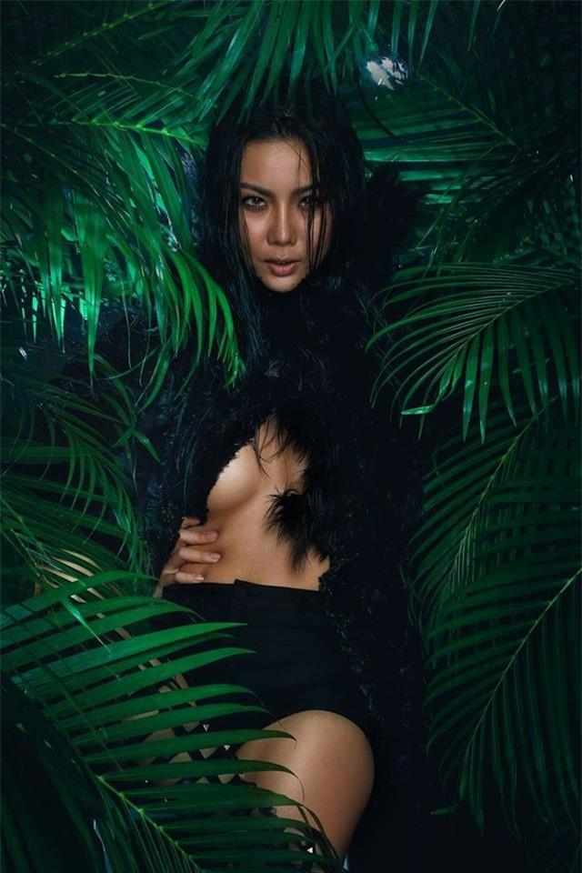 Gu thời trang cực sexy của cô gái khơi mào cuộc chiến Next Top - Lại Thanh Hương-11