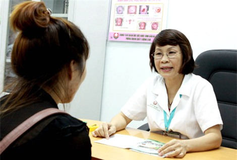 Khi có biểu hiện viêm nhiễm phụ khoa cần đến cơ sở y tế khám và điều trị.