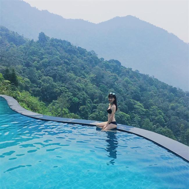 2 resort có bể bơi vô cực với view đụng núi đẹp ngất ngây, cách Hà Nội chỉ 1 đêm đi tàu - Ảnh 15.
