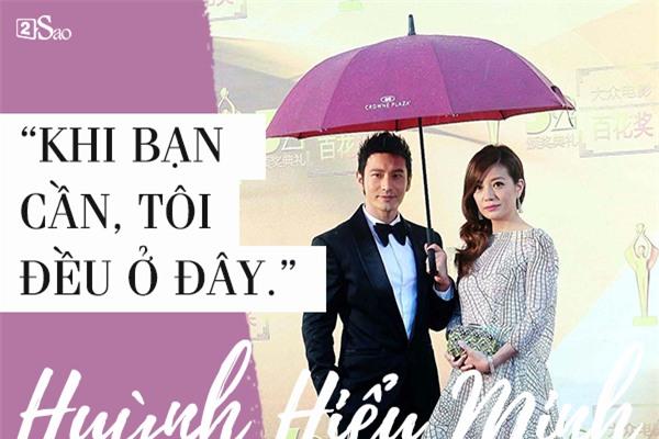 13 năm đơn phương yêu Triệu Vy, vạn lời tỏ tình của Huỳnh Hiểu Minh khiến nhiều người 'ngã gục'-9
