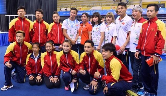 """Mất siêu sao cự phách, """"mỏ vàng"""" của Việt Nam nín thở chờ SEA Games 29 - Ảnh 2."""