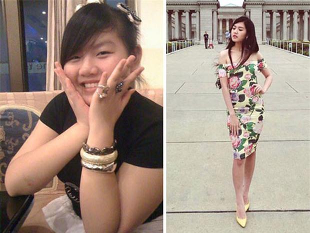 Đang khuấy đảo Instagram Hội con nhà giàu Việt Nam: tiểu thư con nhà buôn siêu xe, lột xác từ 96kg - Ảnh 8.