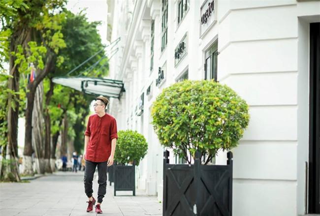 9X Hà thành được mệnh danh 'thánh hát nhép' trên mạng-2