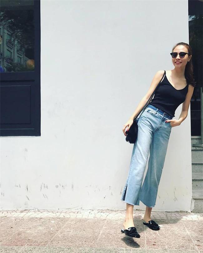 Kỳ Duyên và tình mới của Cường Đôla cùng khoe vai trần trong street style tuần này - Ảnh 10.