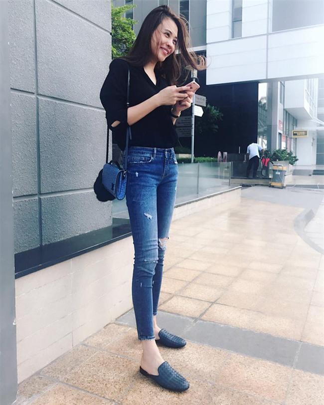 Kỳ Duyên và tình mới của Cường Đôla cùng khoe vai trần trong street style tuần này - Ảnh 11.