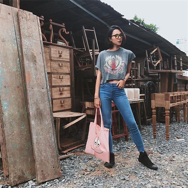 Kỳ Duyên và tình mới của Cường Đôla cùng khoe vai trần trong street style tuần này - Ảnh 23.