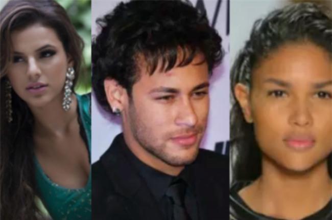 Neymar dẫn bạn gái siêu mẫu chào PSG, thành Paris phát cuồng - 2