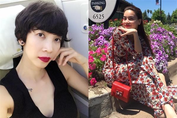 Lỡ lời trên mạng xã hội, Xuân Lan để lộ tin Hà Hồ thực sự đang yêu Kim Lý?-3