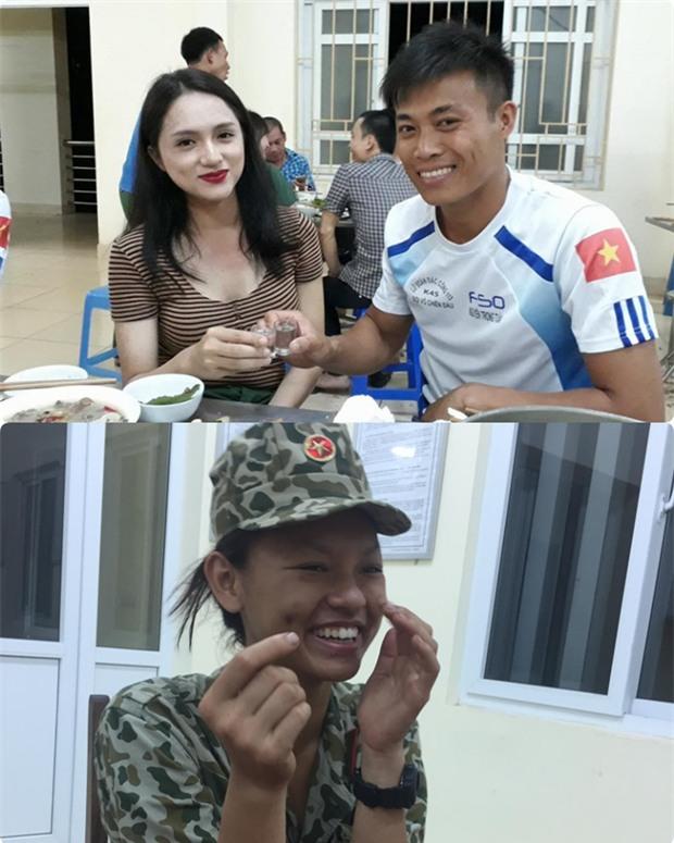 Rò rỉ hình ảnh Hương Giang Idol, Mai Ngô tham gia Sao nhập ngũ bản nữ! - Ảnh 3.