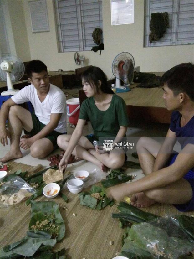 Rò rỉ hình ảnh Hương Giang Idol, Mai Ngô tham gia Sao nhập ngũ bản nữ! - Ảnh 4.