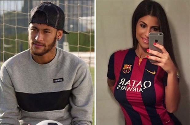 Những người tình nóng bỏng một thời của Neymar - Ảnh 4.