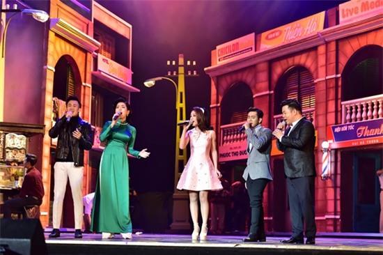 Liveshow Sài Gòn Bolero và Hưng, Đàm Vĩnh Hưng, bolero, Thanh Nga, Hương Lan