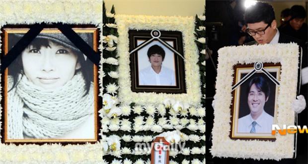 9 năm sau vụ tự tử liên hoàn của bố mẹ, con gái Choi Jin Sil đột ngột cầu cứu vì bị bà ngoại đánh đập - Ảnh 6.