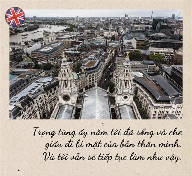 Lá thư từ một người phụ nữ đồng tính: 8 ngày cho một cuộc tình trọn vẹn giữa London - Ảnh 2.