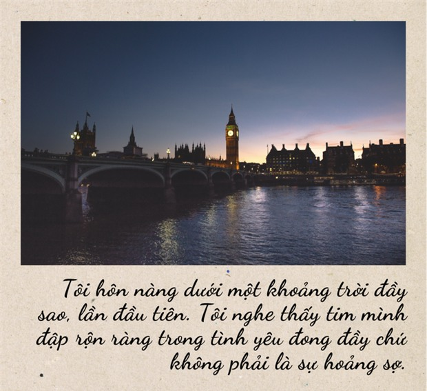 Lá thư từ một người phụ nữ đồng tính: 8 ngày cho một cuộc tình trọn vẹn giữa London - Ảnh 3.