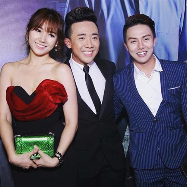 Sau nhiều lần dằn mặt, Hari Won bất ngờ theo dõi facebook Duy Khánh - Ảnh 3.