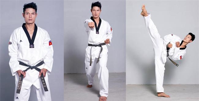 Tháo đai độc cô, võ sỹ vàng Việt Nam thay áo mới tới SEA Games tìm đối thủ - Ảnh 1.