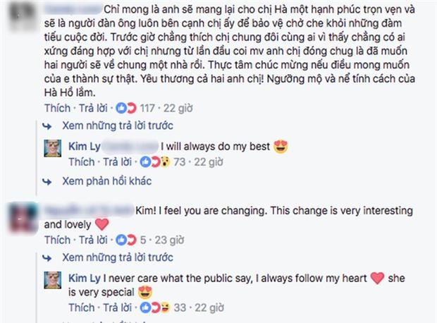 Thêm bằng chứng Hồ Ngọc Hà và Kim Lý là cặp đôi bí mật của Vbiz? - Ảnh 3.