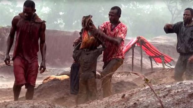 Cuộc sống địa ngục của hơn 40.000 trẻ em tại các khu mỏ châu Phi - Ảnh 4.