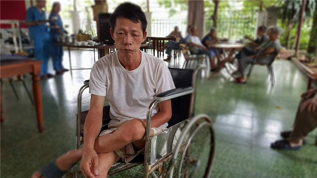 Viện dưỡng lão,người già, hoàn cảnh khó khăn