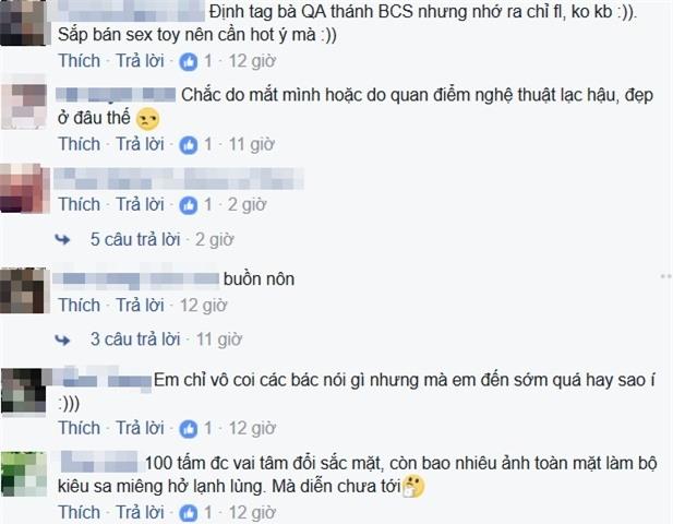 Trọn bộ ảnh nội y phản cảm của Linh Miu bị dân mạng 'ném đá vỡ đầu'-12