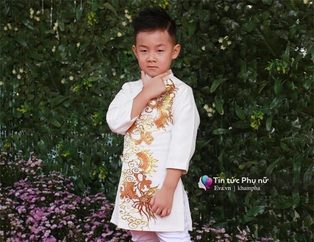 """con trai le phuong """"quay mau lua"""" trong dam cuoi cua me va cha duong - 15"""