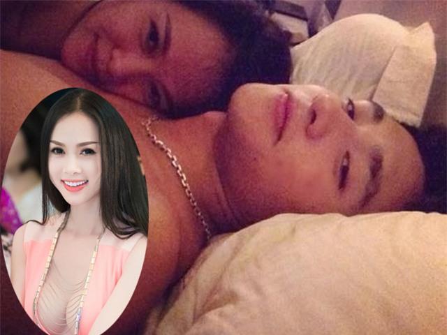 Hữu Vi gây shock khi công khai ảnh 'giường chiếu thô bạo' lên mạng xã hội-5
