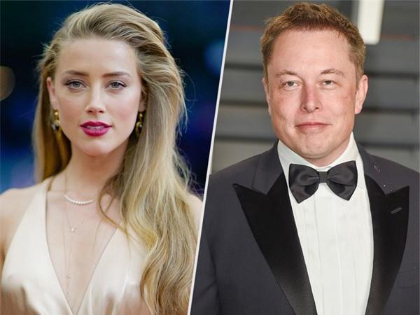Mối tình giữa tỷ phú công nghệ Elon Musk và nữ diễn viên xinh đẹp Amber Heard không kéo dài được lâu