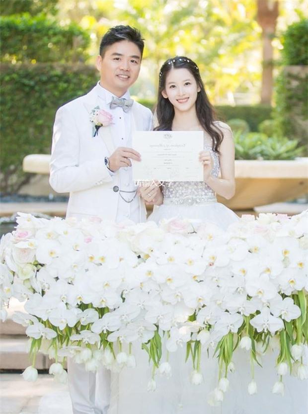 Sau khi kết hôn, cô bé trà sữa xinh đẹp trở thành nữ tỷ phú trẻ tuổi nhất Trung Quốc - Ảnh 3.
