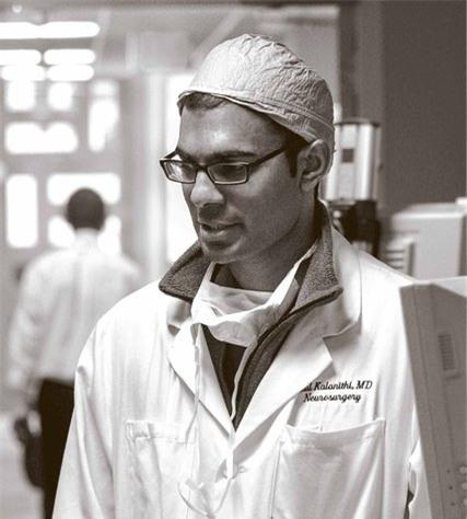 Bác sĩ Paul Kalanithi.
