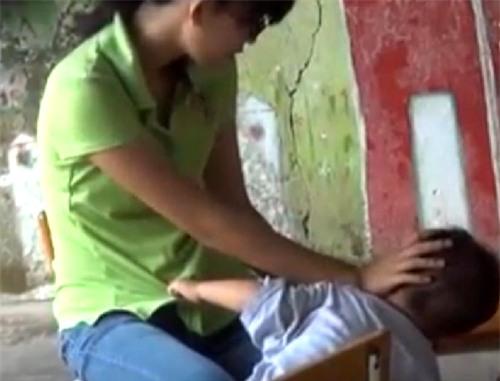 Video những vụ bạo hành trẻ em gây phẫn nộ cộng đồng mạng-1