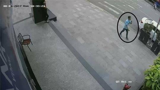 Tóm được Việt kiều trộm ô tô ở tòa nhà Becamex - Ảnh 4.