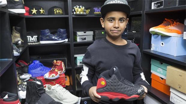 Cuộc sống toàn hàng hiệu, siêu xe, thú cưng đặc biệt và làm bạn với người nổi tiếng của cậu ấm Dubai 15 tuổi-7