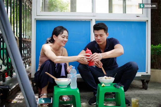 Cuộc sống hoàn toàn khác xa trên phim của Hương Phố Người phán xử - Ảnh 9.