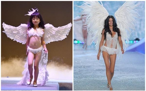 TQ: Dư luận dậy sóng khi trung tâm thương mại cho trẻ nhỏ biểu diễn trang phục nội y như Victorias Secret - Ảnh 3.