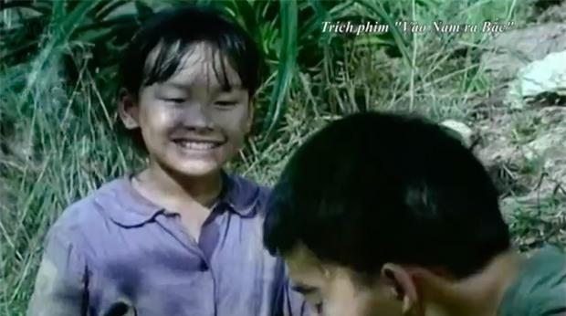 Clip: Bạn có nhận ra hình ảnh năm 8 tuổi của Bảo Thanh Sống chung với mẹ chồng? - Ảnh 3.