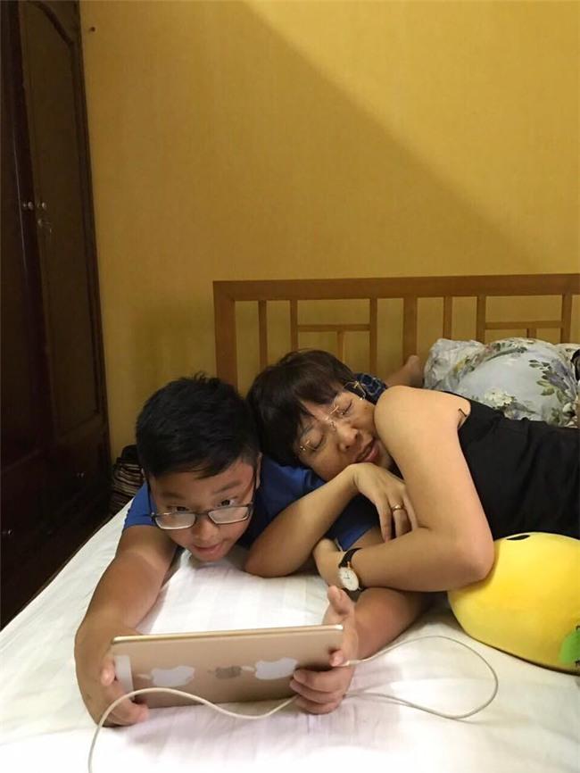Con trai Công Lý - Thảo Vân 'tọp người' sau 7 ngày bị sốt xuất huyết-2