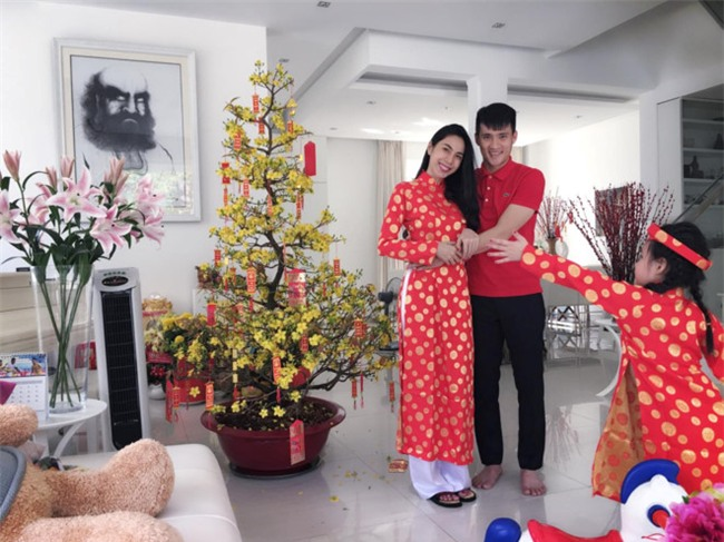 Cong Vinh tiet lo cuoc song hon nhan voi Thuy Tien hinh anh 4